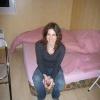 Hahaha dans mon studio quelques minutes après notre première rencontre IRL (avec de superbes yeux rouges ^^)